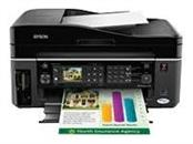 EPSON Printer WORKFORCE 610
